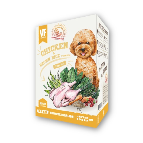 特調幼犬配方(雞肉+米)