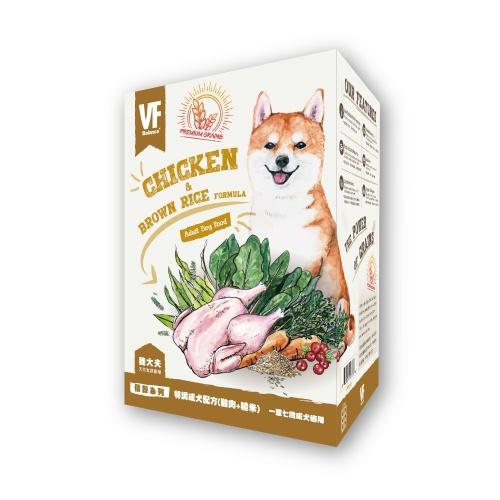 特選成犬配方(雞肉+米)