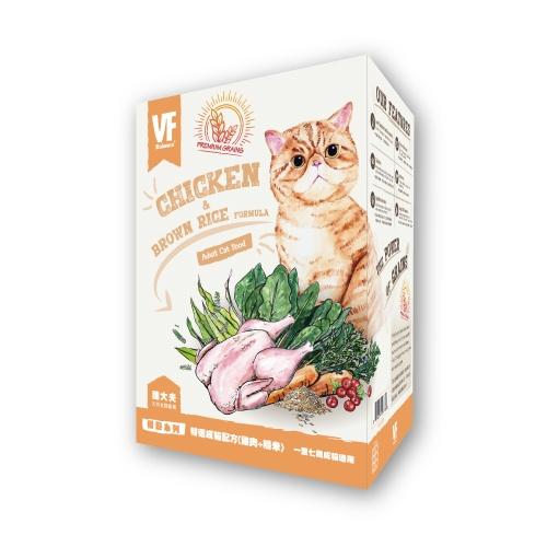 特選成貓配方(雞肉+糙米)